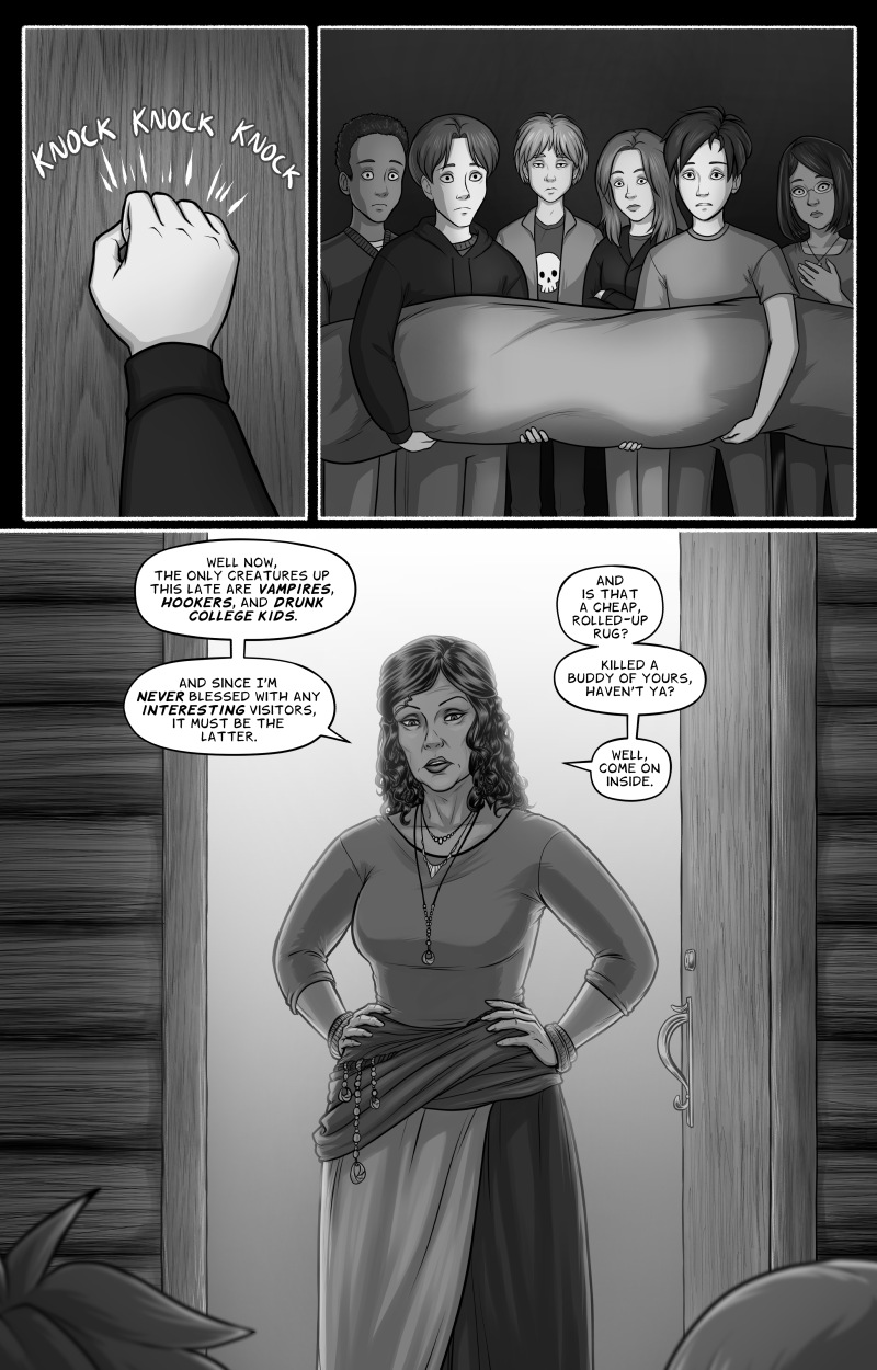 Page 21 – Carpet Body Bag