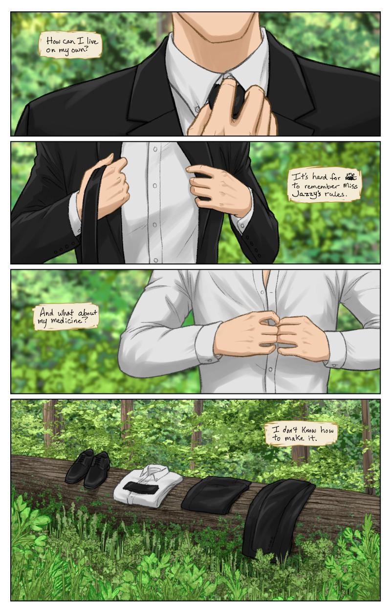 Page 40 – Disrobe