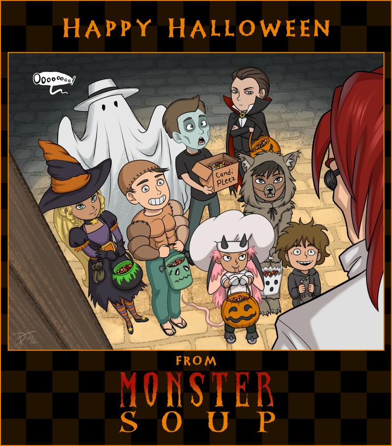 Happy Halloween – 2016
