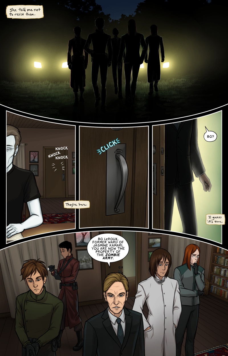 Page 54 – Unwelcome Guests