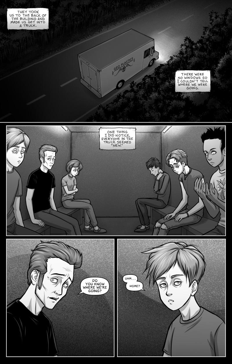 Page 62 – Dark Road