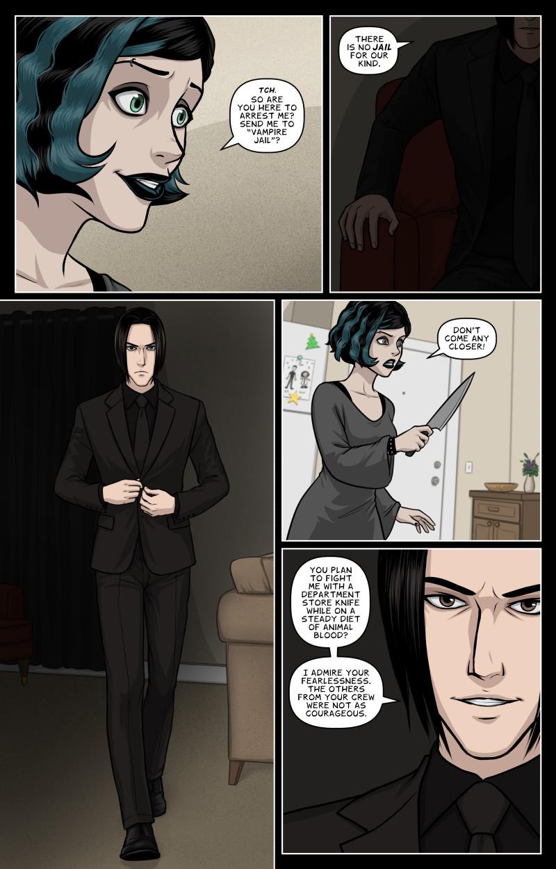 Page 5 – Vampire Jail